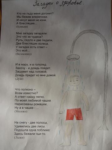 стихи о спорте и здоровом образе жизни